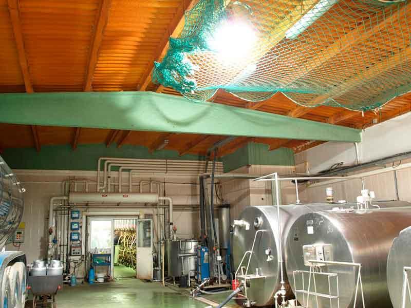 illuminazione naturale nelle fabbriche e nell'industria